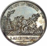 Medaille de mérite compagnie d´assurance maritime (I. Assecuranz Compagnie Papenburg) – avers