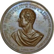 Karl August von Hardenberg (Prusse) – avers