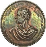 Karl August de Hardenberg (Prusse) – avers