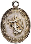 Medal - The march of allied forces in Paris, 15.03.1814 – avers