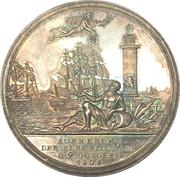 Lifting of the Elb river blocade (Hamburg) – avers