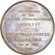 25th anniversary - The Twenty-four Commission (Emden) – revers