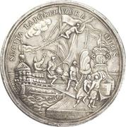 Medal - Death of Christine Charlotte of Württemberg – avers