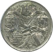 Medal - Friedrich III (Franco-Prussian War) – revers