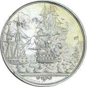 Médaille - Bataille d'Eckernförde (Argent) – avers