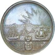 Medal - The Twenty-four Commission (Emden) – revers