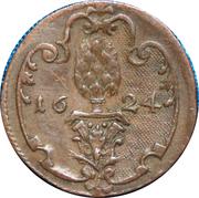 Scheffelmarke (Bushel Mark) Augsburg – avers