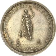 Médaille - Peace of Amiens (Augsburg) – avers