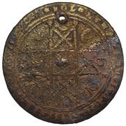 Amulette d'alchimiste – revers