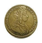 Jeton de Nuremberg - WILHEM III et MARIA II  - – revers