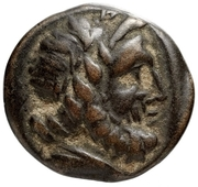 Chalkous - Eumeneia – avers
