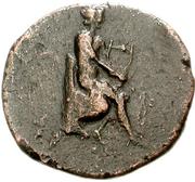 Bronze Æ20 (Euromos) – avers