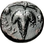 Chalkon (Eurymenai) – revers