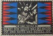 75 Pfennig Eutin (Ev. Luth. Landeskirche) -  revers