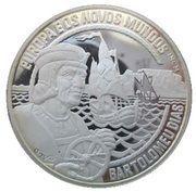 25 Ecu (Bartolomeu Dias; Silver) -  avers