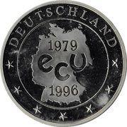ECU - Deutschland – avers