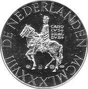 1 écu Charlemagne -  avers