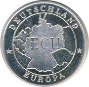 1 ECU (Oldenburg) – avers