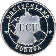 1 ECU (Regensburg) – avers