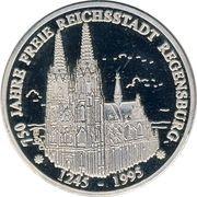 1 ECU (Regensburg) – revers