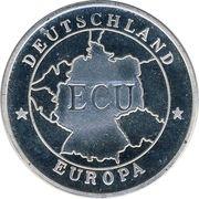1 ECU (Braunschweig) – avers