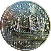 Hanse ECU (Hamburg) – revers