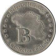 BELGIAN HERITAGE - BRUGGE BELFORT – revers