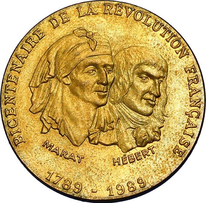 monnaie de paris bicentenaire revolution francaise