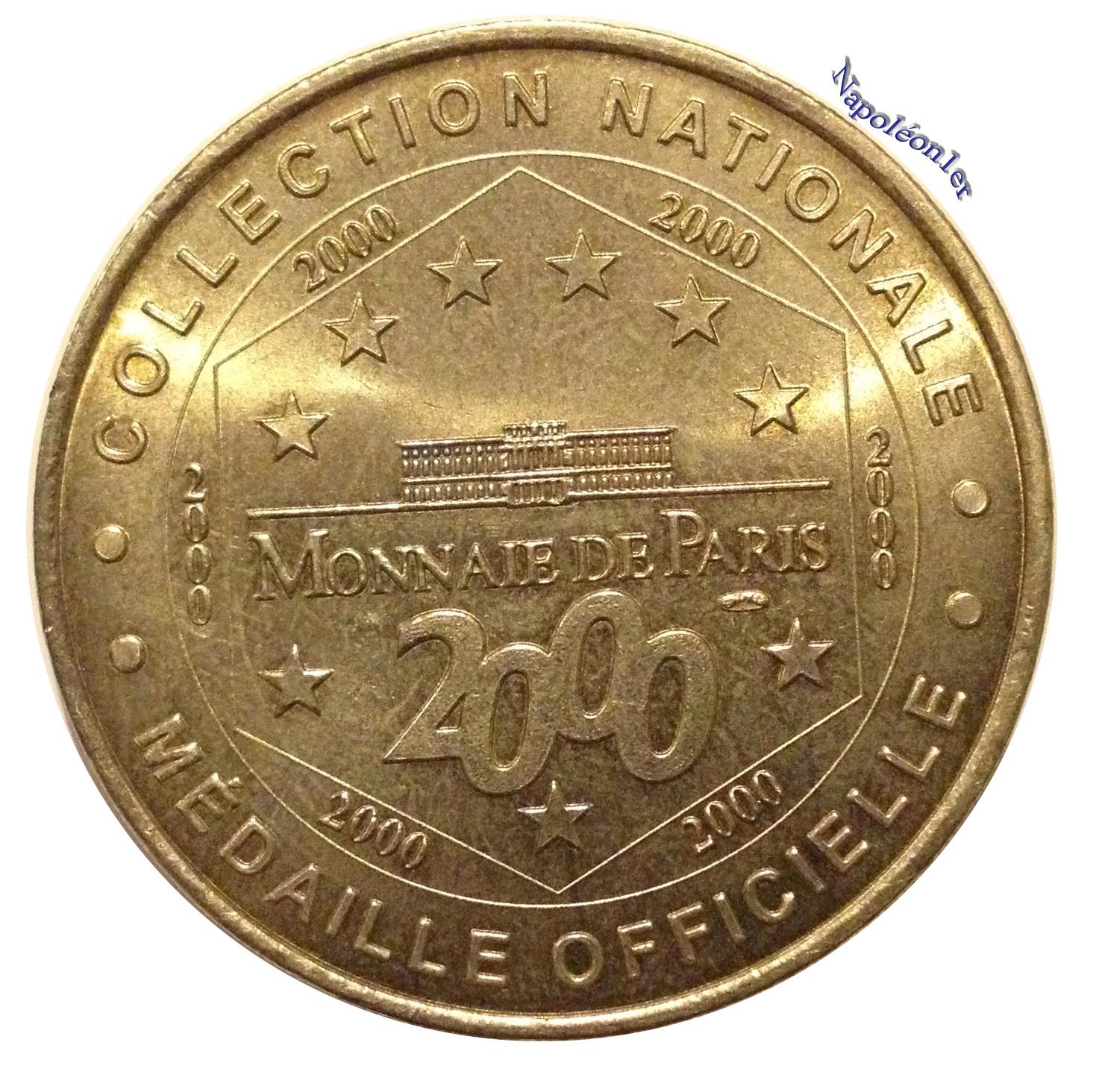 monnaie de paris france 2010