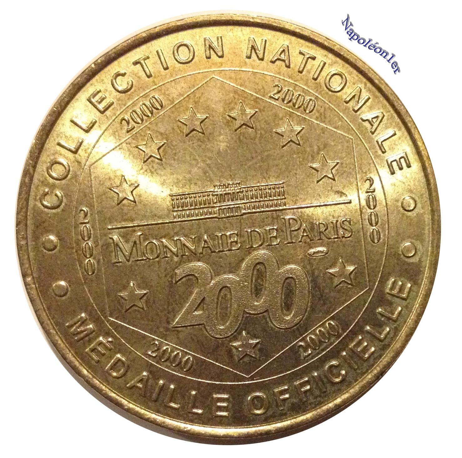 monnaie de paris medaille