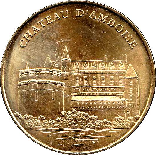 monnaie de paris chateau d'amboise