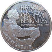 25 ECU 1990 -  revers