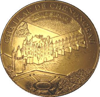 monnaie de paris chateau de chenonceau