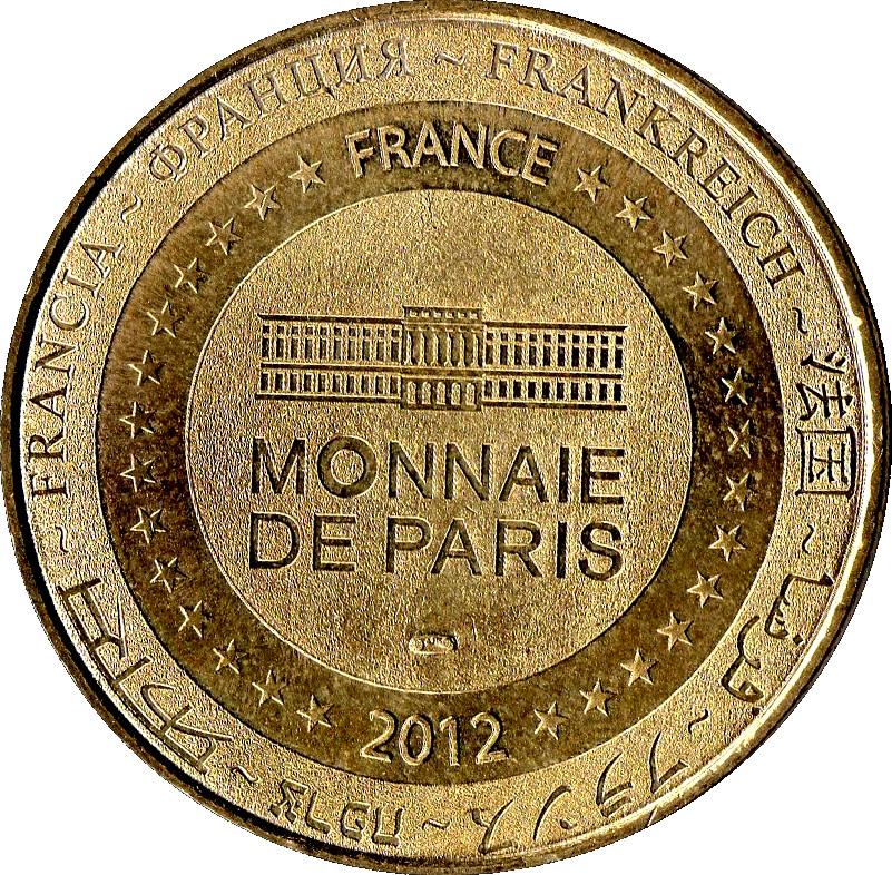 monnaie de paris 2012 valeur