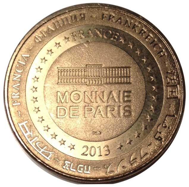 monnaie de paris 2013
