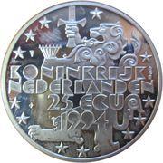 25 ECU 1994 -  avers