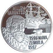 50 euros Willem Barentsz -  avers