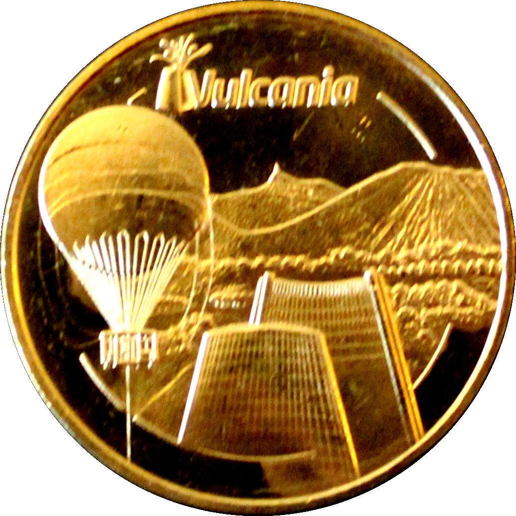 monnaie de paris vulcania