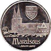 Belgian Heritage - Maredsous – avers