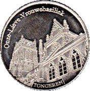 Belgian Heritage - Tongeren (Onze-Lieve-Vrouwebasiliek) – avers