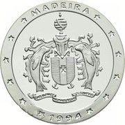 21 ECUs (Ilhas Da Madeira and Porto Santo) – avers