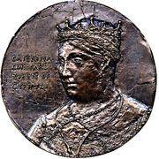 Medal - 500th anniversary of Caterina Cornaro – avers