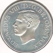 5 Shillings - Edward VIII – avers