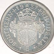 5 Shillings - Edward VIII – revers