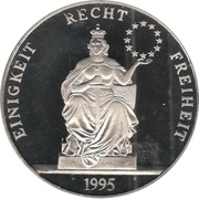 ECU Germany – revers