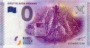 0 euro (Grotte Aven Armand) -  avers