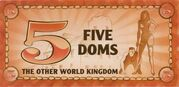 5 Doms (Other World Kingdom) – avers