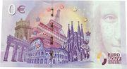 0 euro (30 ans de la chute du mur de Berlin) – revers
