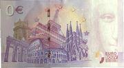 0 euro - Traben-Trarbach (Mosel-Wein-Nachts-Markt) – revers