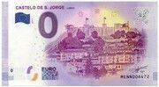 0 euro - Lisboa (Castelo de S. Jorge) – avers
